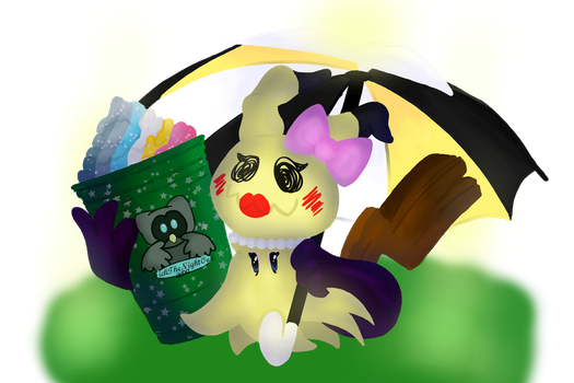 PaintAlong with TsaoShin - She-mikyu by NickTheNightOwl