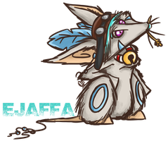 Ejaffa by TheCupcakeCow