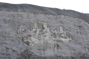 Stone Mountain by lam851