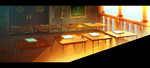 Another BG for the trailer of our game HAROLD by cyrilcorallo