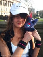 Touko and Zorua Cosplay-