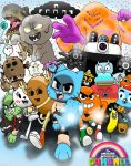 THE EPIC WORLD OF GUMBALL by WaniRamirez