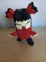 Origami 3d Pucca by FanOrigami3
