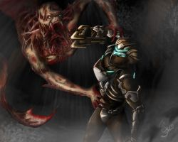 Dead Space 2 by ahyou1991