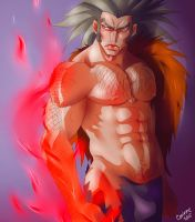 Angry ubo by darkcat6