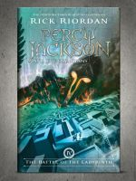 Percy Jackson and The Battle of the Labyrinth by Sivikki