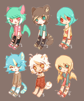 Adops set 1 by Angelies-adopts