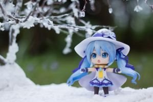 Snow Miku Magical Snow Version by kixkillradio