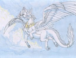celestial godess by aacrell