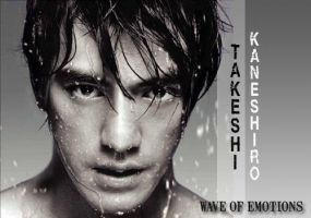 Takeshi Kaneshiro by pa55ion