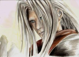 Return of the One Winged Angel by LadySephiroth
