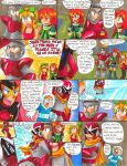 Megaman: S-H-D Manga Page 29 by Sonicbandicoot