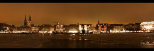alster panorama by mtribal