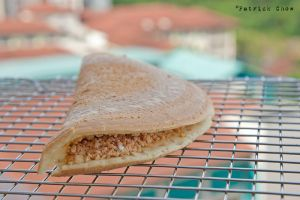 Peanut pancake by patchow