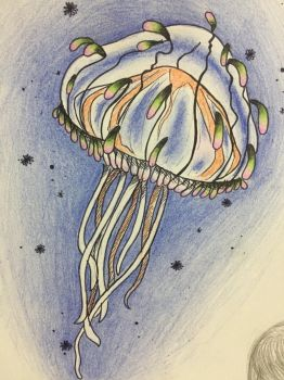 Flower Hat Jelly by White-Rabbit1