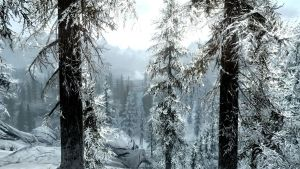 Winterly Forest 3 by Marina17