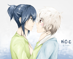 No.6 - a new beginning by skyna