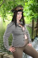 Steampunk -new life 2 by Red-Draken