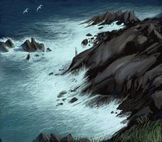 Speed Painting VIII by MikeAzevedo
