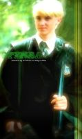 Draco Malfoy by heavenabovecalyx