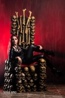 Queen of the Dead by MissMandyMotionless