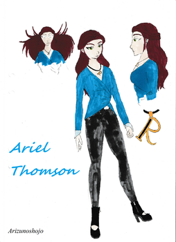 Ariel Thomson by ArizunoShojo