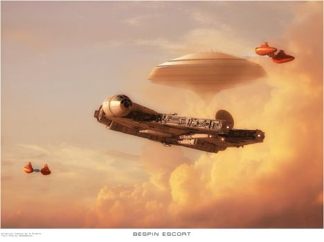 Bespin Escort by GrahamTG