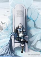 God of the North (Neimhaim saga I) by Herestia