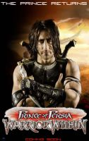 Prince Of Persia Sequel Poster by PaulRom