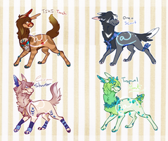 Inomnis -Batch 5- Auction [CLOSED] by loverofscythe