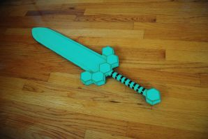 Bravest Warriors: Chris's Sword by LazyBoyAircon