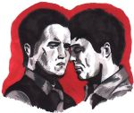 Jack and Ianto by Whoverse-Slash-Club
