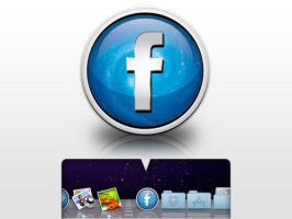 Facebook icon by Dario1crisafulli