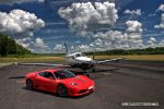 Scuderia vs TBM 700 by arthobald
