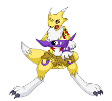 Renamon TGTF by PokeManiac-Stu
