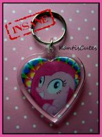 My Little Pony Insaine Pinkie by ObjectionSoS