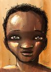 African child by nemiziss