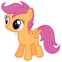 Scootaloo by DrumblastingQuilava