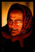 Old woman by Foxia
