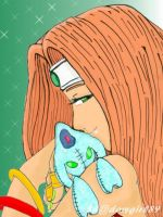Tikal_and_Chibichaos by Shadowgirl89