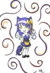 Cheshire Cat Girl by VML1212