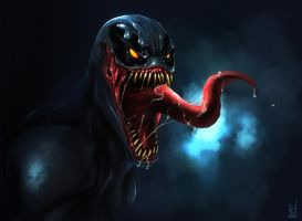 Anti-Venom by TheRisingSoul