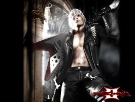 DMC3 wallpaper by Betka