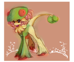 Breloom Pokepony by Sutexii