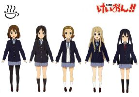 K-ON Created In PhotoScape16 by JanelleMay