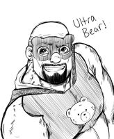 .Ultra Bear. by lunaticenigma