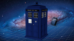 [DL] The Doctor's TARDIS by Maddoktor2