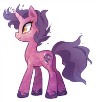 MLP Adoptable Auction ~ Galaxias (CLOSED) by tsurime
