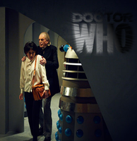 Doctor Who 50th Anniversary 1963: To Skaro by BlackLanternDaddy