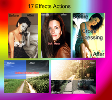 17 Effects Actions by HotasCold